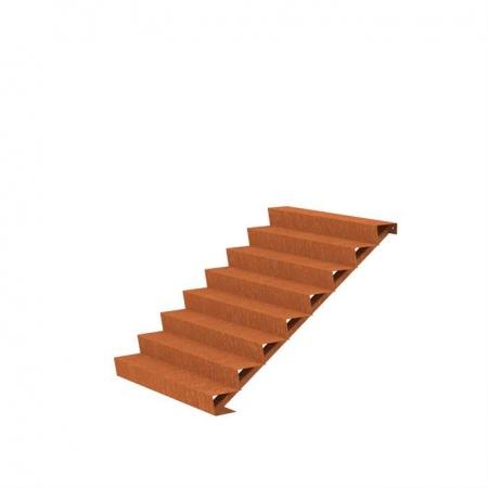 Ogrodowe schody zewnętrzne stal kortenowa 8.jpg
