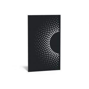 Ogrodowy panel dekoracyjny aluminium Abstract.jpg