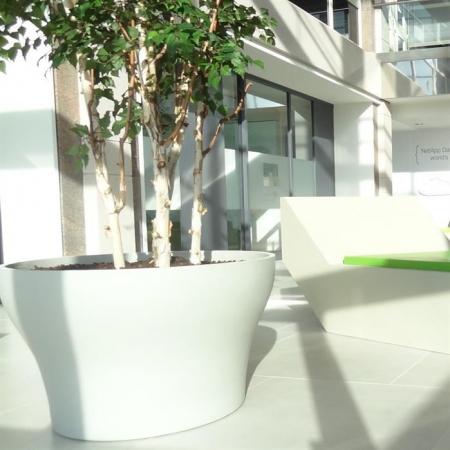 Okrągła donica ogrodowa Picasso Polimerobeton 1.jpg