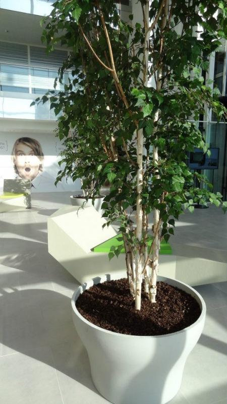 Okrągła donica ogrodowa Picasso Polimerobeton 4.jpg