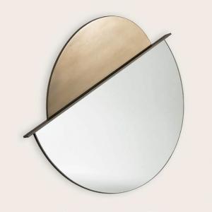 Okrągłe lustro new art deco Moon.jpg