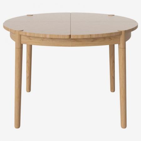 Okrągły stół z rozkładanym blatem Fusion 2 Bolia