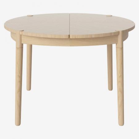 Okrągły stół z rozkładanym blatem Fusion 3 Bolia