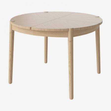 Okrągły stół z rozkładanym blatem Fusion 4 Bolia