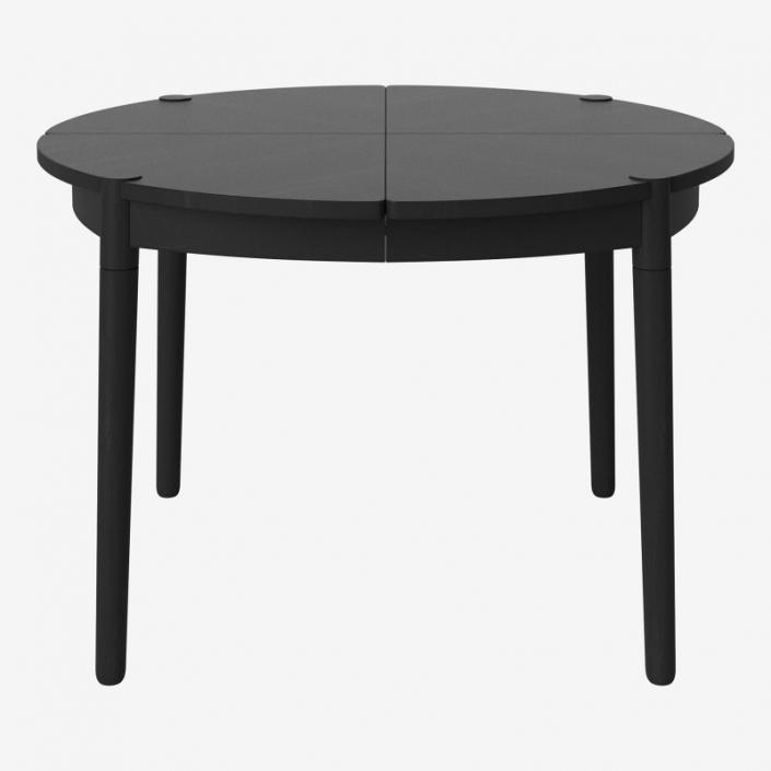 Okrągły stół z rozkładanym blatem Fusion Bolia