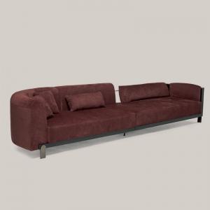 Owalna sofa tapicerowana Ego.jpg