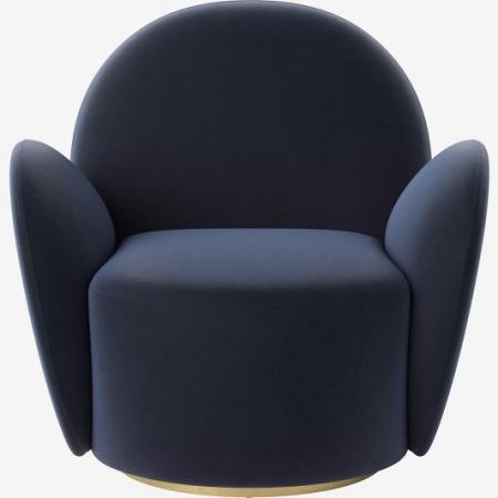 Owalny fotel Lady 2 Bolia