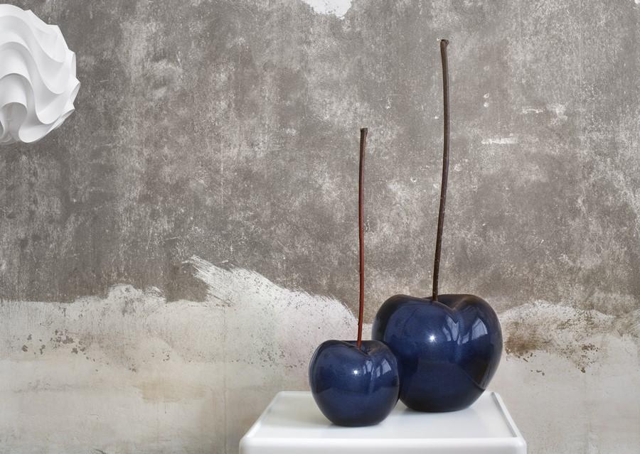 Pantone 2020 Classic Blue rzeźby