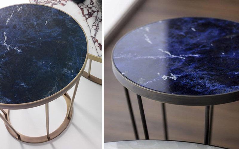 Pantone 2020 Classic Blue stolik kawowy