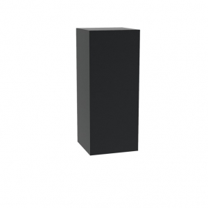 Postument ogrodowy aluminium Blok.jpg