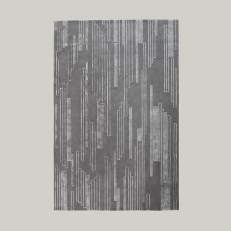 Prostokątny dywan w pasy Infinity.jpg