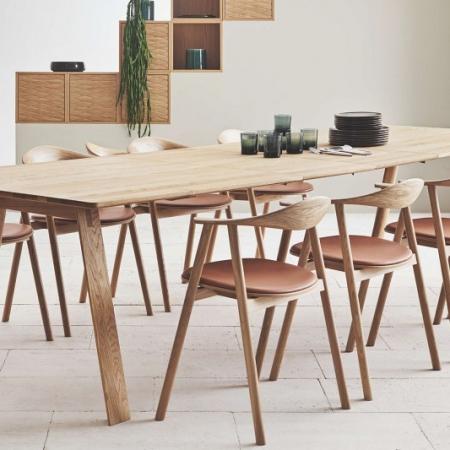 Prostokątny stół rozkładany Hill 1 Bolia