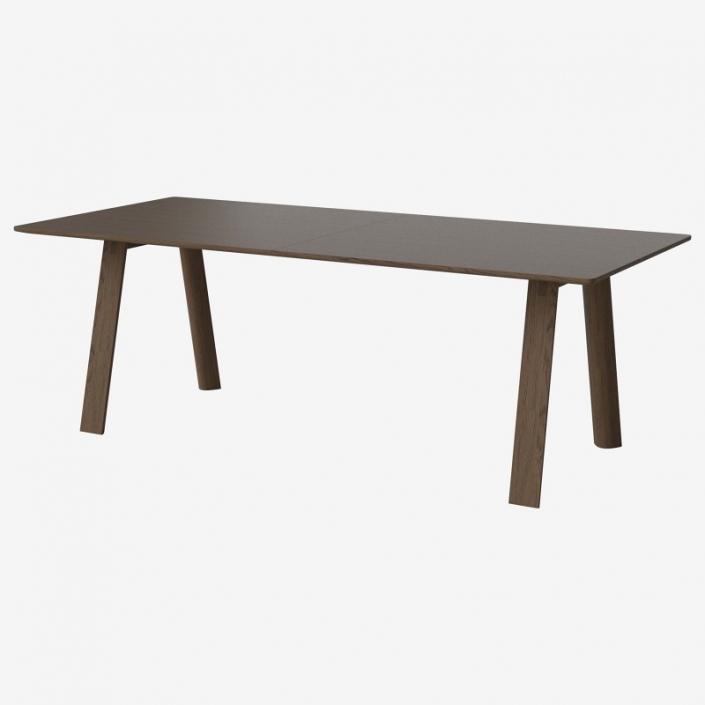Prostokątny stół rozkładany Hill Bolia