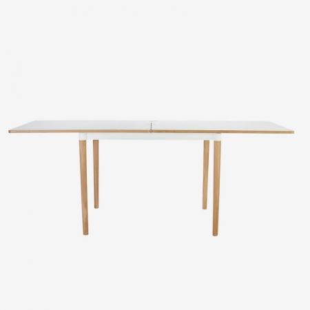 Prostokątny stół w skandynawskim stylu DoubleUp 4 Bolia