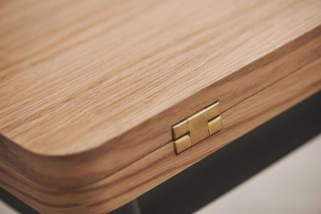 Prostokątny stół w skandynawskim stylu DoubleUp 7 Bolia