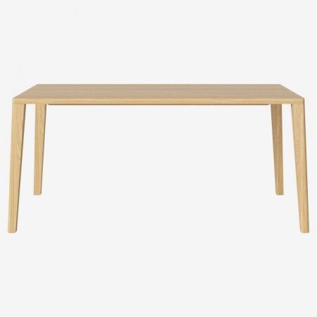 Prostokątny stół z drewna Graceful Bolia