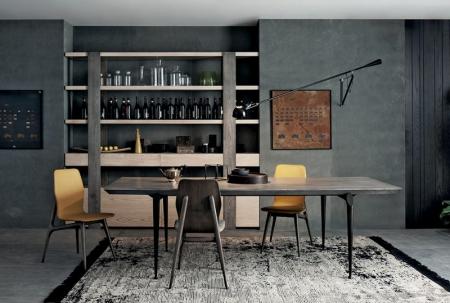 Prostokątny stół z drewna Hio 2.jpg
