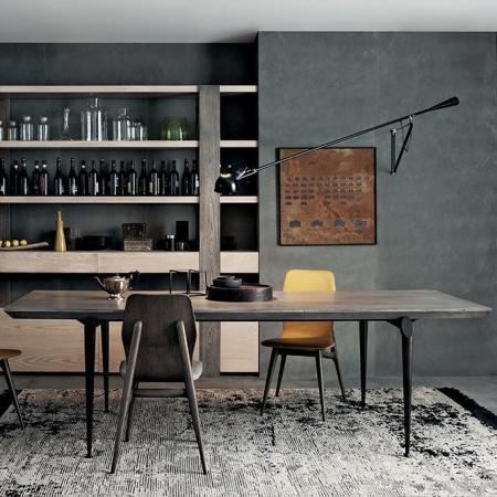 Prostokątny stół z drewna Hio.jpg