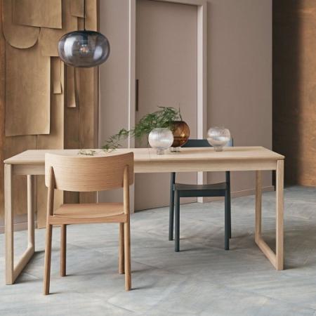 Rozkładany stół z drewna Ribbon 1 Bolia