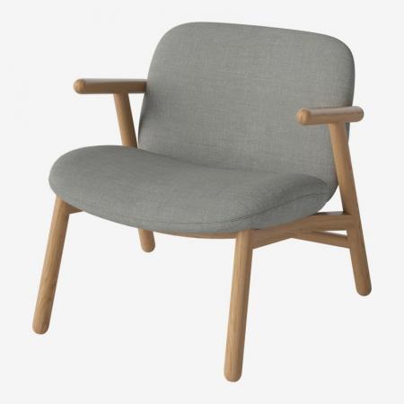 Skandynawski fotel Cosh Bolia