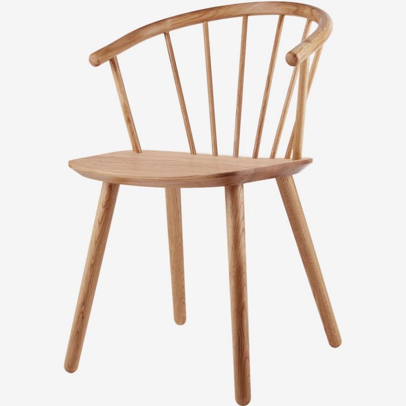 Skandynawskie krzesło Sleek 2 Bolia