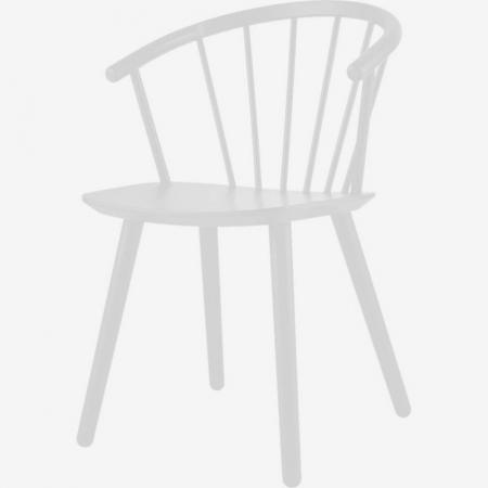 Skandynawskie krzesło Sleek Bolia