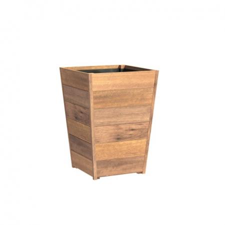 Stożkowa donica drewniana zewnętrzna Sevilla.jpg