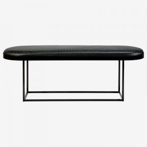 Stylowa ławka do przedpokoju Hola Bolia