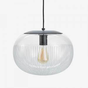 Szklana lampa wisząca Kire Bolia