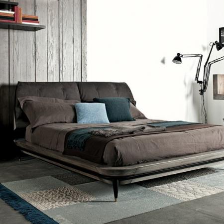 Tapicerowane łóżko ze schowkiem Lee 1.jpg