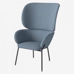 Wysoki fotel Carmen Bolia