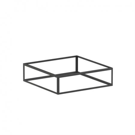 Zewnętrzna rama pod donicę Aluminium Plantframe 1.jpg