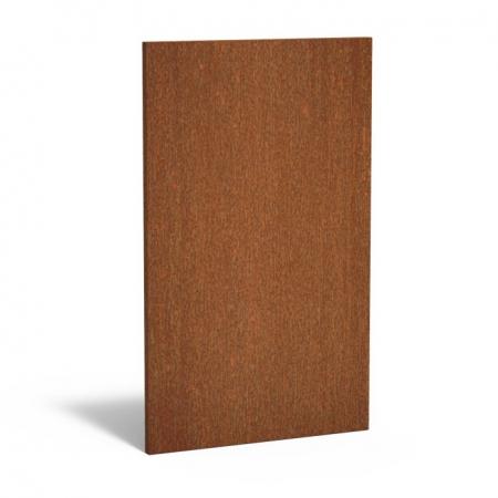Zewnętrzny panel dekoracyjny stal kortenowa Basic.jpg