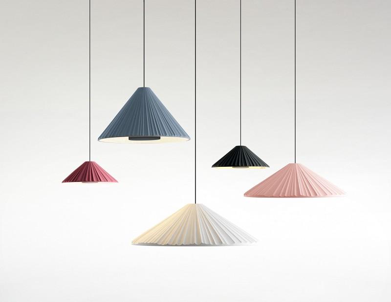 Designerskie lampy wiszące Pu-erh Marset
