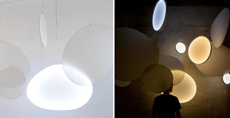 Designerskie lampy wiszące Shinyshadows Smarin