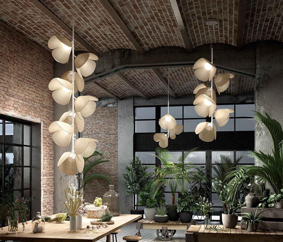 Designerskie lampy wiszące modS3