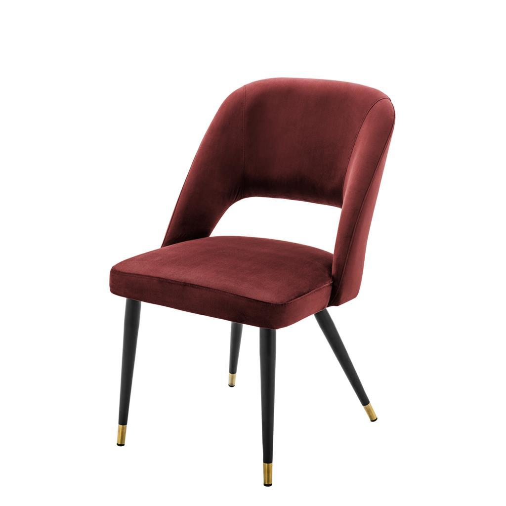 Krzesła ozdobne 112064 Eichholtz