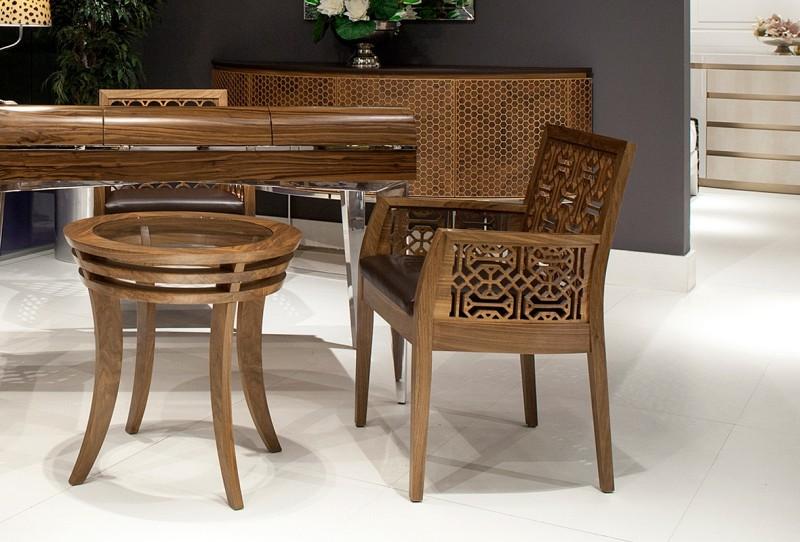 Krzesła ozdobne Ottoman