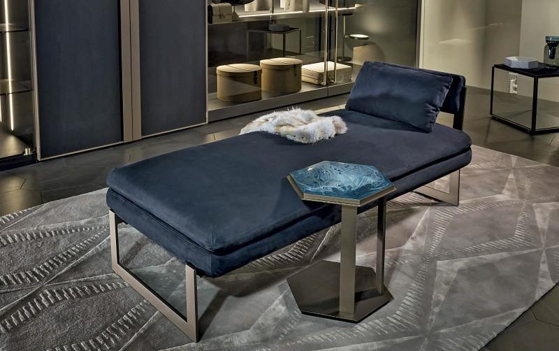Nowoczesne szezlongi i łóżka dzienne Chill Shake design