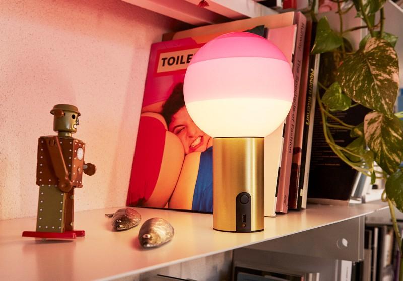 Stołowe lampy bezprzewodowe Dipping Light Marset