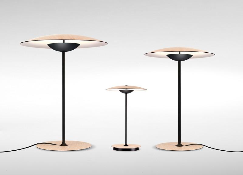 Stołowe lampy bezprzewodowe Ginger Marset