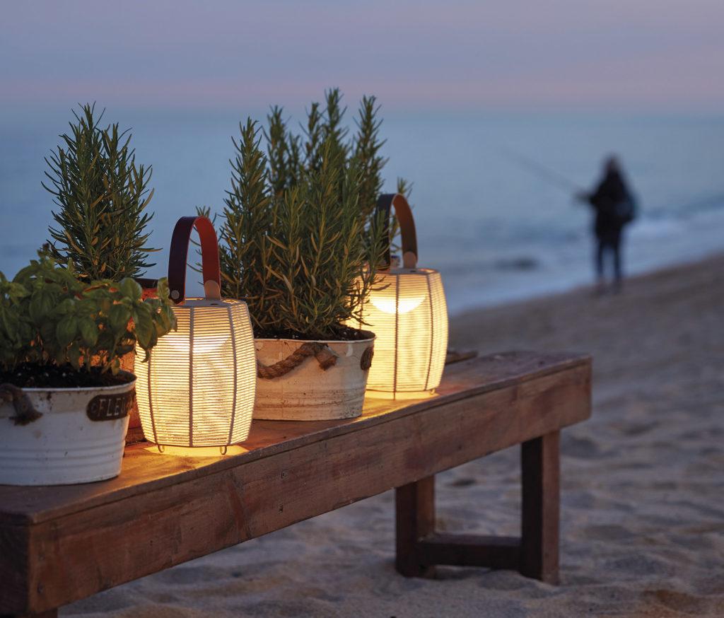 Stołowe lampy bezprzewodowe Tanit Bover