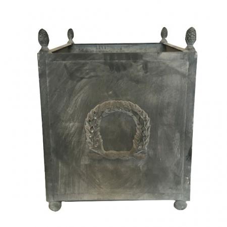 Klasyczna donica z żelaza L S 3