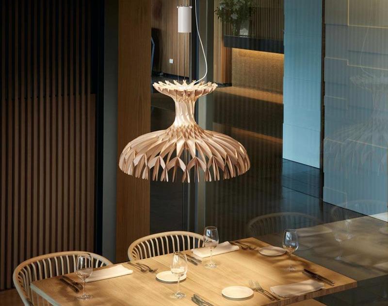 Designerskie lampy wiszące Dome Bover