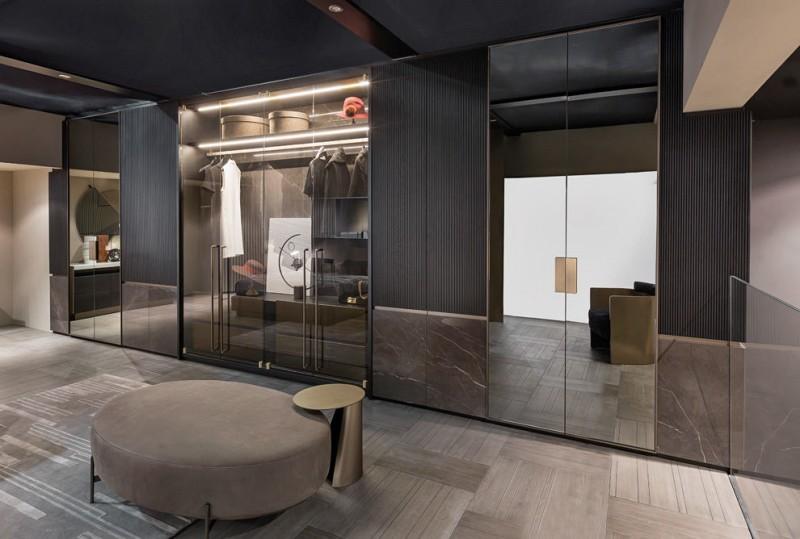 Garderoba w nowoczesnym stylu Hege