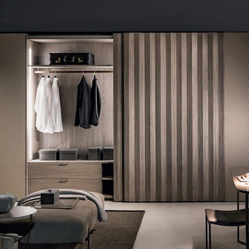 Garderoba w nowoczesnym stylu Plisse