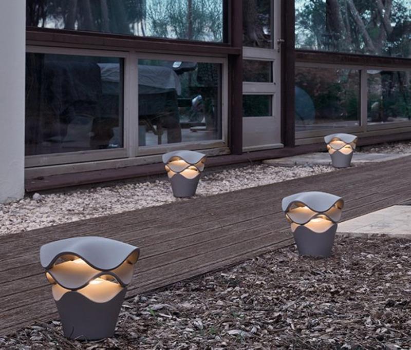 Lampa zewnętrzna ogrodowa Cornet B Bover