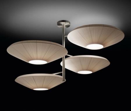 Orientalna lampa sufitowa Siam S Bover