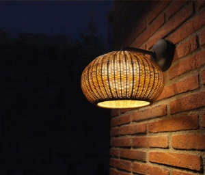 Zewnętrzna lampa ścienna Garota A Bover
