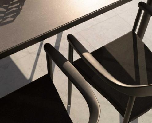 Krzesła ogrodowe Illum Tribu